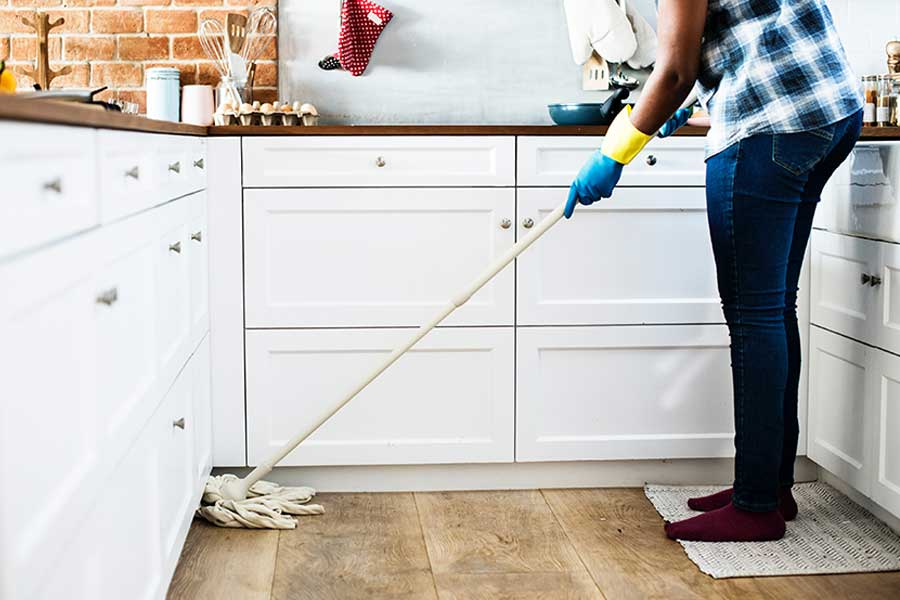 home help explained - cleaning photo