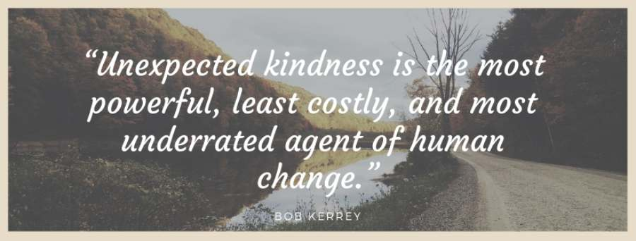 #onemorecard campaign kindness quote